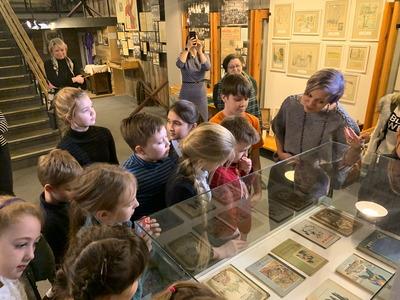 Творчество победителей  «Атомного Пегасика» представили в Музее истории города Обнинска