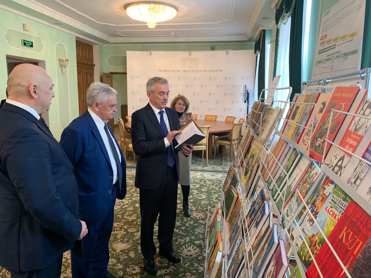 Издательство «Детская литература» приняло участие в открытииЛихановских чтений