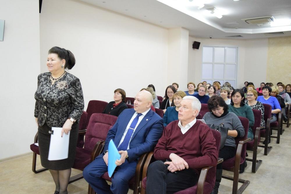 10 февраля прошла встреча с библиотекарями Чувашской Республики