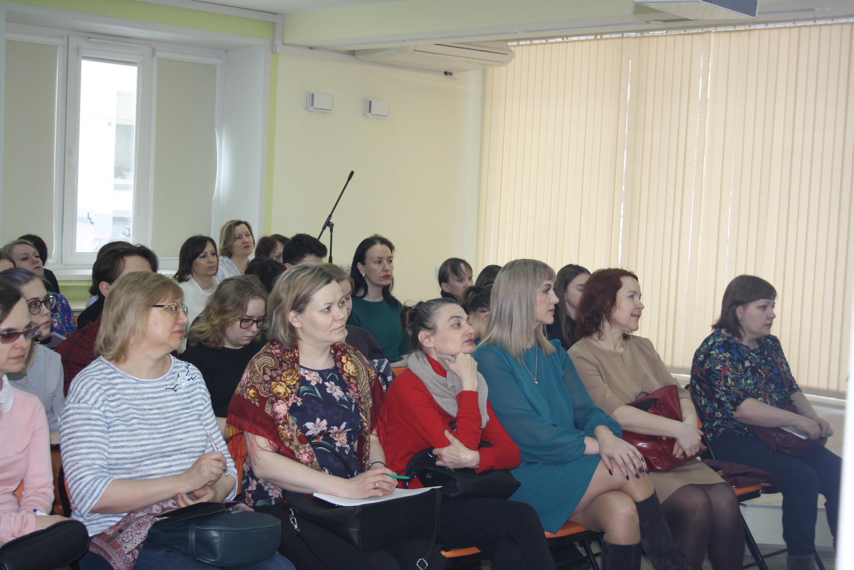 Встреча с библиотекарями Новосибирской области